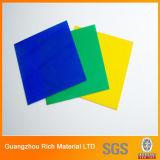 Plastikplexiglas-Blatt, das geworfenes Acrylblatt bekanntmacht