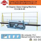 Máquina pulidora del borde rectilíneo de cristal de 9 ejes de rotación