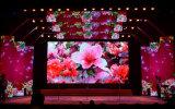フルカラーの屋内使用料のLED表示スクリーン3年の保証HD P2.5の