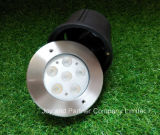ステンレス製のSteel 18W Outdoor LED Inground Light (JP82662)
