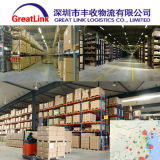 Serviço de frete internacional de LCL de Shenzhen China a Felixstowe Reino Unido