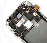 Агрегат экрана дисплея OEM I9500 LCD для рамки Samsung S4