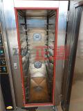 Vapeur électrique industriel 110V de four de convection de 12 plateaux à vendre (ZMR-12D)