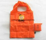 安くショッピングのために折るポリエステル袋を広告すること