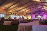 屋外の20m防水PVCアルミニウム構造フレームのイベントのテント