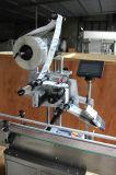 Máquina de etiquetado adhesiva manual Semi-Auto