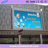 広告のためのP6屋外のフルカラーLEDデジタルか電子掲示板