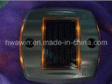 Parafuso prisioneiro solar da estrada com luz do diodo emissor de luz 4PCS (HW-RS01)