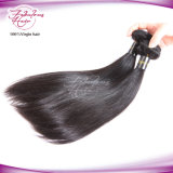 Tecelagens brasileiras de seda do cabelo humano de Remy do cabelo do Virgin em linha reta 100%