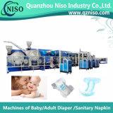 Machine chaude de production de garniture de couche-culotte de bébé de vente avec du ce de Chine (YNK500-SV)