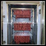 L'AP contrôlent la machine de fumage de viande