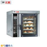 محترفة [س/س] 5 صينيّة كهربائيّة الصين تجاريّة خبز حمل حراريّ فرن ([زمر-5د])