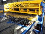 담 건축 철망사 용접 기계 공장