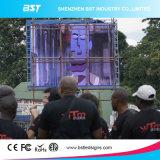 Le meilleur écran polychrome de la publicité extérieure LED de la qualité P16 RVB