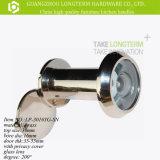 高品質200度の真鍮のドアの視聴者の穴Dia 16mm