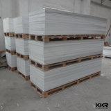 Superficie sólida de acrílico de piedra artificial compuesta del material de construcción 8m m