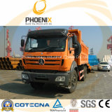 340HP Beiben North Benz Ng80 Tipper Dump Truck con Mercedes Benz Technology