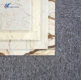 カスタマイズされた自然で白いベージュ大理石の石造りのタイル