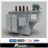 SVRオイルは3段階の自動電圧調整器を浸した