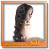 Pelucas llenas el 100% brasileñas calientes del cordón del pelo humano de los productos de pelo de Kbl