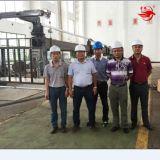 Unités télescopiques Bmu d'entretien de bâtiment de mât de voie de niveau de potence
