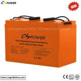 Leitungskabel saure AGM-Batterie 12V100ah für Sonnenenergie-Speicher