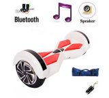 Iscooter Shenzhen Hoverboard Selbstbalancierender Vorstand 2016 mit Bluetooth Lautsprecher-Musik