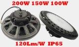 5 ans de garantie 120lm/W Meanwell Philips IP65 imperméabilisent 150 watts de 150W DEL de lumière élevée de compartiment