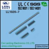 2.54mm 땜납 유형 PCB 빙산 지구