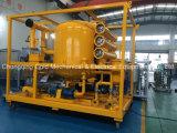 Máquina de purificador de óleo de vácuo alto, purificador de óleo (série ZJA)