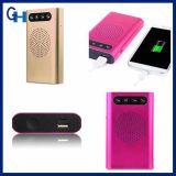 2016 Puissance Bank 5200mAh, Power Bank Portable Bluetooth Speaker