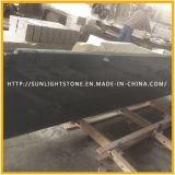 Mattonelle di pavimento grige grige a buon mercato fiammeggiate & lucidate del granito di G654/Pandang