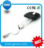 이동 전화를 위한 빠른 비용을 부과 게 모양 USB 데이터 케이블
