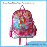 Cartoon encantador Bag Student Backpack para Girls