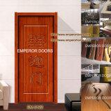 Деревянная дверь картины облицовки