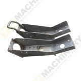Подгонянные части сваренные сталью сваривая