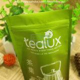 Fastfood- Folien-grüner Teebeutel-Tee-Beutel