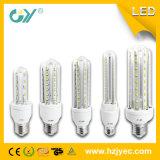 세륨을%s 가진 새로운 에너지 절약 LED 6W U 유형 전구