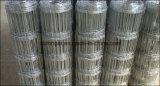 필드 철 담 또는 목초지 철망사 또는 양 담 또는 사슴 담