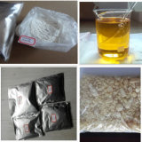 Agovirin Prüfungs-Stütze-Steroid Rohstoff-Testosteron-Propionat CAS Nr.: 57-85-2