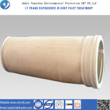 Sacchetto filtro della polvere per l'alloggiamento del filtro a sacco utilizzato per il sacchetto filtro di PPS dell'accumulazione di polvere