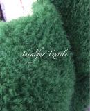 Pelliccia molle di falsificazione dell'agnello/pelliccia del Faux/pelliccia d'imitazione