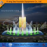 Fontaine décorative de syndicat de prix ferme de musique d'éclairage LED extérieur de modèle de Seafountain