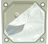 Ткань фильтра 100 микронов для машины давления фильтра