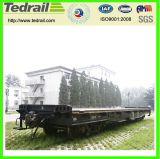 Vlakke Wagen, Auto van de Wagen van de Spoorweg de Vlakke, de Auto van de Wagen van de Container van het Spoor