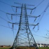 132kv鋼鉄タワー、Powertransmissionの海外プロジェクトのための伝達タワー
