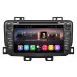 Lecteur DVD automatique du double 2DIN de véhicule du brillant H320 H330 avec la tige par radio 1080P de miroir de l'iPod 4G TPMS de GPS BT