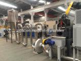 Película plástica del PE de los PP que lava y que recicla la máquina