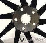 매트 검정 판매를 위한 16 인치 합금 바퀴
