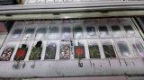 Caja ULTRAVIOLETA del metal de Rose RFID de la impresión para la tarjeta de batería (P-017-057-3)